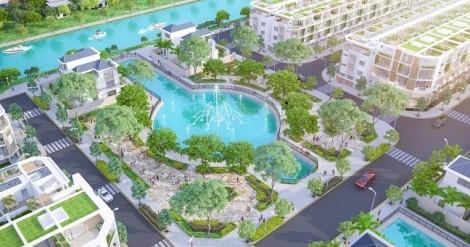 Cuối năm, thị trường bất động sản Long An 'nóng' với các dự án đất nền