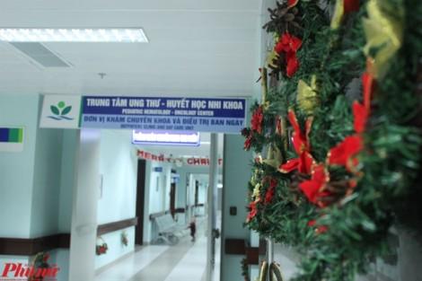 Bệnh nhi ước gặp cầu thủ Quang Hải trong ngày lễ Giáng sinh
