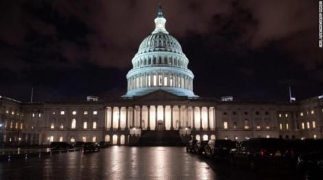 Washington trong cơn ác mộng trước Giáng sinh