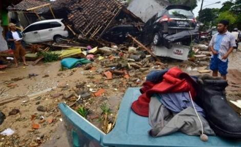 Indonesia: Xóm làng hoang tàn sau đợt sóng thần