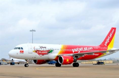 Máy bay Vietjet hạ cánh khẩn cấp ở Đài Loan do cảnh báo giả