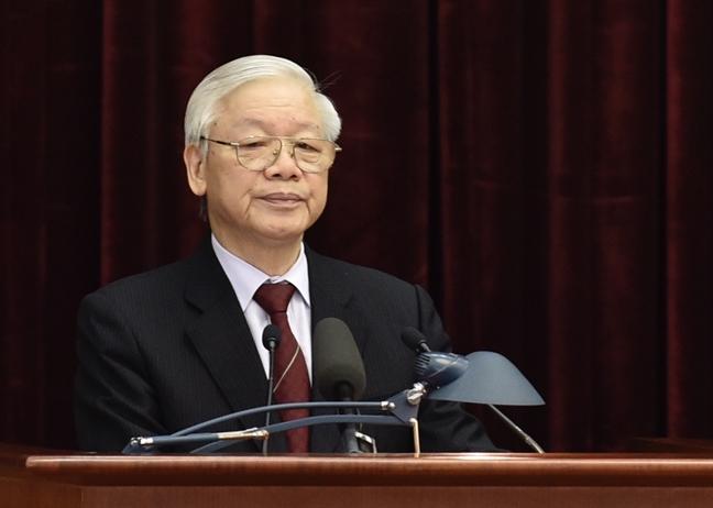 Be mac Hoi nghi Trung uong 9: Tao ra khi the moi, xung luc moi cho nhiem vu nam 2019