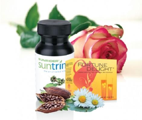 Thanh lọc cơ thể cùng các sản phẩm từ Sunrider