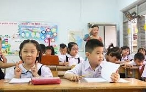 Năm học 2020-2021 bắt đầu áp dụng chương trình mới