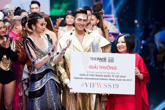 'The Face Vietnam 2018': Ha man kem duyen