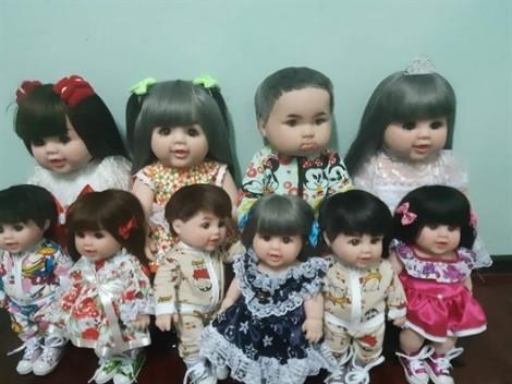 Người Việt nuôi búp bê 'thần' đã bị cấm ở Thái Lan
