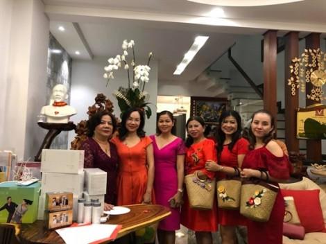 Nữ doanh nhân huyện Nhà Bè có nhiều đóng góp thiết thực cho phong trào phụ nữ