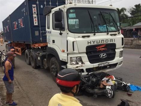 Hệ thống phanh của xe container khiến hơn 20 người thương vong vẫn đảm bảo tiêu chuẩn