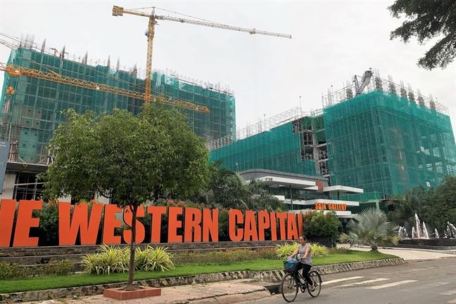 Chu dau tu du an The Western Capital thong dong san moi gioi truc loi nha o xa hoi?