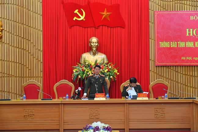 Bo Cong an phu nhan thong tin khoi to ong Nguyen Bac Son