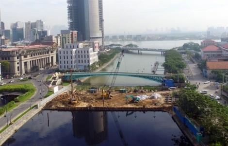 Dự án chống ngập gần 10.000 tỷ đồng sẽ tái khởi động trong tháng Giêng