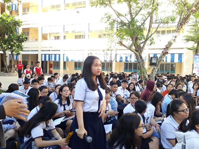 Tuyen sinh cao dang, dai hoc 2019 dua tren 5 phuong thuc co ban