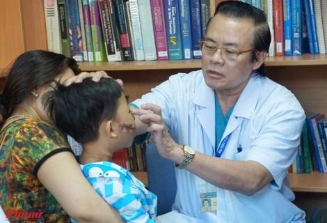 Gần tết, trẻ bị tai nạn tăng đột biến