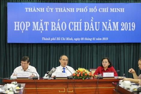 Bí thư Thành ủy TP.HCM Nguyễn Thiện Nhân: Cán bộ sai phạm là tổn thất lớn của TP.HCM