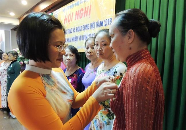 Quan 7: Nang cao chat luong hoat dong Hoi co so