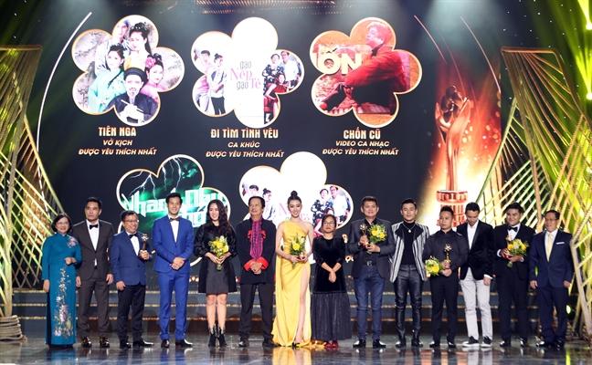 'Mai Vang 2018': Nhung vinh danh bat ngo