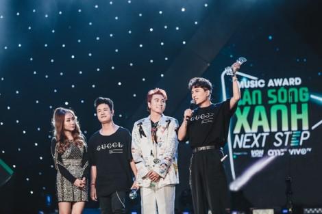 Giải thưởng nhạc Việt tôn vinh hành vi 'cầm nhầm'?