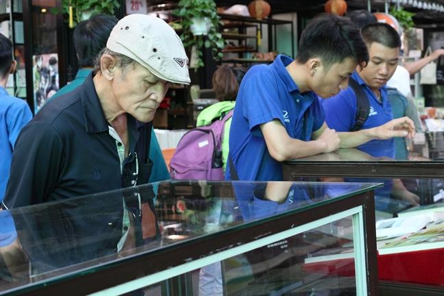 Duong sach TP.HCM: Se la gi neu khong chu trong van hoa doc?