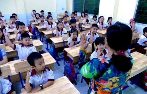 TP.HCM: Trường chuẩn lo rớt chuẩn vì sĩ số cao
