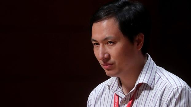Trung Quoc ket luan sai pham trong vu sua gen nguoi chan dong the gioi