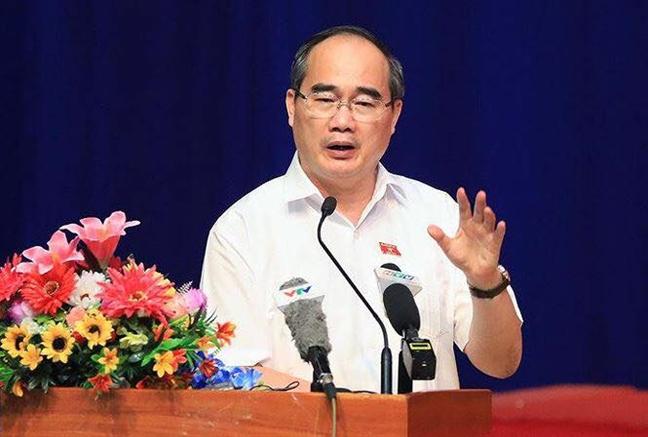 Tong Bi thu, Chu tich nuoc Nguyen Phu Trong: Phai bit kin nhung 'ke ho' de chong tham nhung