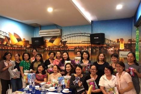 Quận 6: Nữ doanh nhân đồng hành cùng Hội