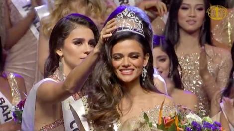 Lê Âu Ngân Anh giành ngôi Á hậu, đại diện Philippines đăng quang 'Hoa hậu Liên lục địa 2018'