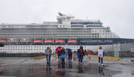 Hơn 2.000 khách quốc tế đến thăm Huế qua cảng Chân Mây