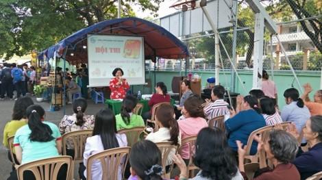 Quận Phú Nhuận: Cùng trang trí nhà cửa đón tết