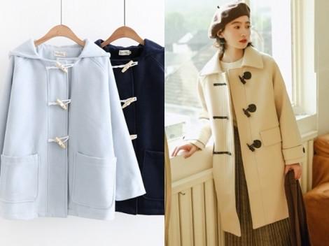 4 kiểu áo khoác diện tết Kỷ Hợi 2019 cực xinh