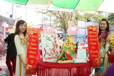Quận Bình Tân: Ấm áp tình xuân