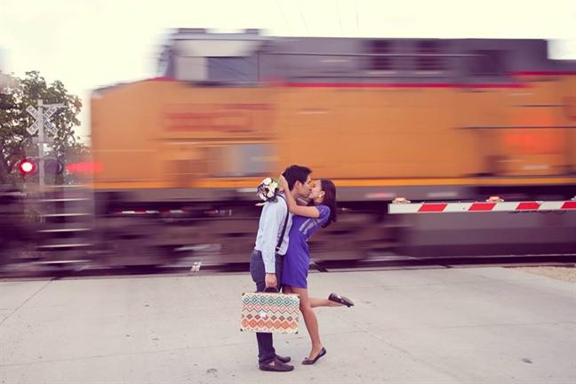 Chuyen tinh ngot ngao tren dat My, 10 nam Tet xa xu nhung van vui vi co nhau