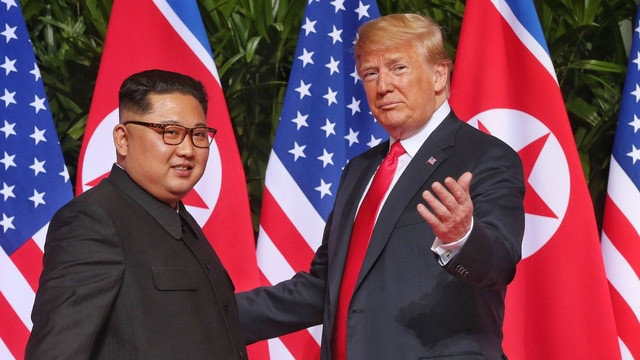 Tong thong My Trump xac nhan thuong dinh My-Trieu dien ra o Viet Nam