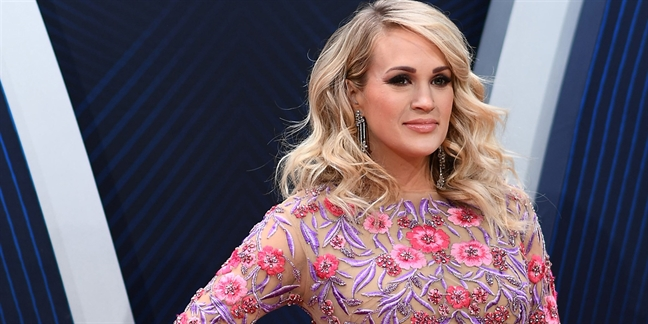 Nhan vat sinh nam Hoi noi bat: Carrie Underwood - Nuoc mat hanh phuc ngay tro lai