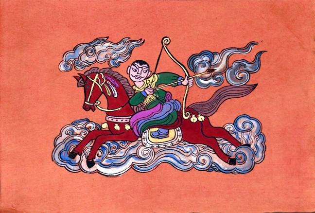 Lang tranh Kim Hoang da 'hoi sinh'