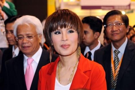 Công chúa Thái Lan cảm ơn người ủng hộ