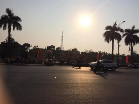 'Check in' tết từ Đông Hà: Nhộn nhịp những ngày cuối tết