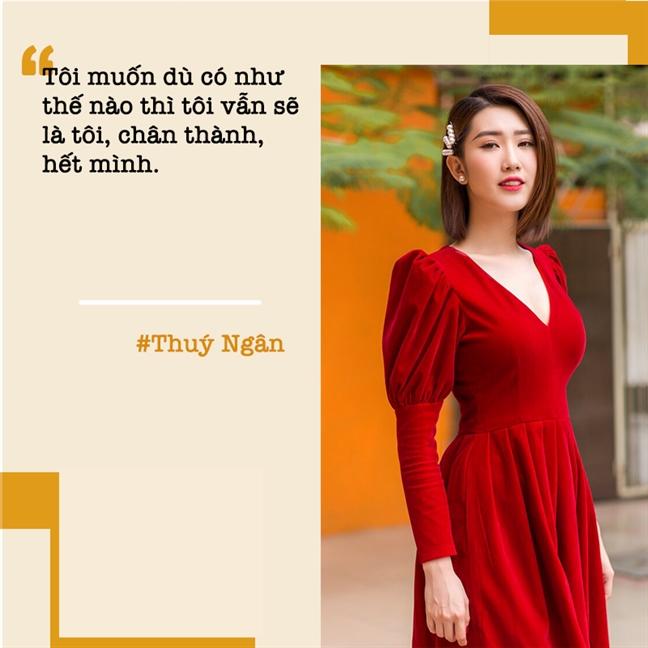 Dien vien Thuy Ngan: Ngoc da lap lanh