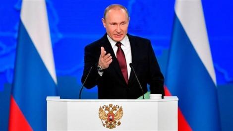 Tổng thống Putin sẽ đặt Mỹ 'vào tầm ngắm' nếu tên lửa được triển khai ở châu Âu