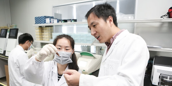 Chinh sua gen khang HIV o Trung Quoc co the 'vo tinh' tang cuong tri nao