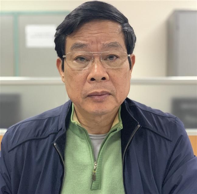 Khoi to bat tam giam hai cuu Bo truong Nguyen Bac Son va Truong Minh Tuan