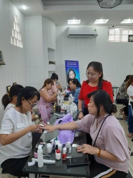 Quận Gò Vấp: Tăng cường đào tạo nghề miễn phí cho hội viên, phụ nữ khó khăn