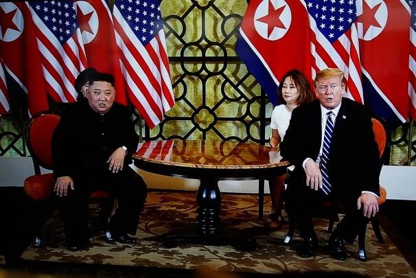 Tong thong My Donald Trump 'khong voi' trong dam phan phi hat nhan hoa tai Trieu Tien