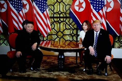 Tổng thống Mỹ Donald Trump 'không vội' trong đàm phán phi hạt nhân hóa tại Triều Tiên