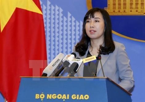 Bộ Ngoại giao Việt Nam lên tiếng về Hội nghị thượng đỉnh Mỹ - Triều