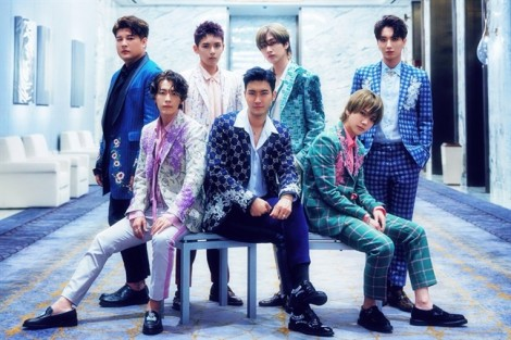 Super Junior trở lại Việt Nam biểu diễn