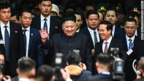 Chủ tịch Triều Tiên Kim Jong-un dự kiến sẽ viếng lăng Hồ Chủ tịch