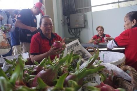 Muốn xuất khẩu vào Trung Quốc, rau quả Việt Nam phải truy xuất được nguồn gốc