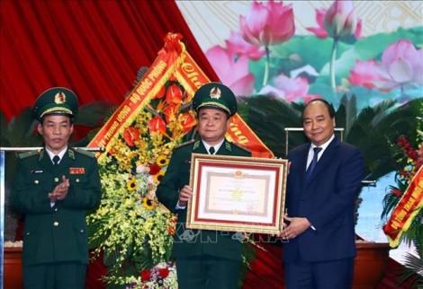 Thủ tướng Nguyễn Xuân Phúc dự lễ kỷ niệm ngày truyền thống Bộ đội biên phòng