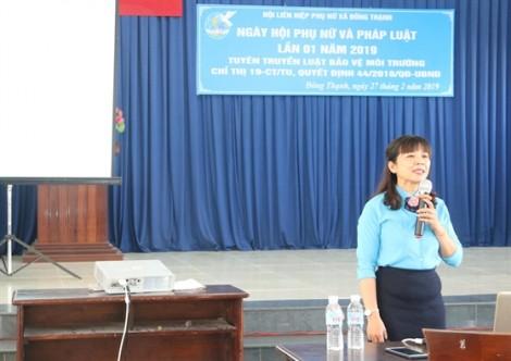 Huyện Hóc Môn: Nâng cao trách nhiệm hội viên tham gia bảo vệ môi trường